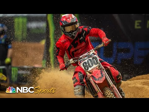 Supercross Round #10 At Daytona | EXTENDED HIGHLIGHTS | 3/9/19 | Motorsports On NBC