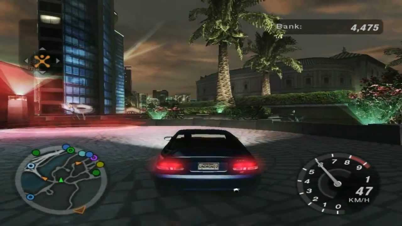 Need For Speed Underground 2 Discovering Hidden Shops Beacon