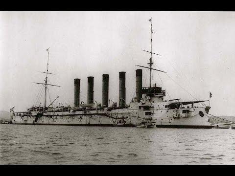 Российский Тихоокеанский флот  / Russian Pacific Fleet 1895 - 1905