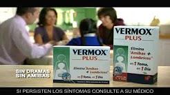 "Comercial Vermox Plus, ""Están Vivas"", 2010."
