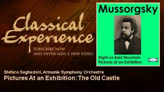 Modest Mussorgsky : Pictures At an Exhibition: The Old Castle - ClassicalExperience