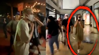 Jake Paul Denies Looting and Vandalizing Mall at Protest