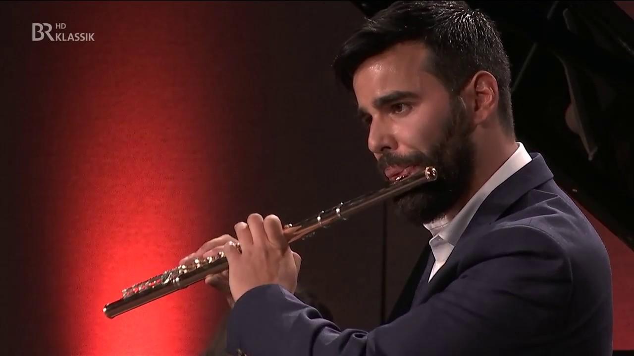 Pierre Sancan - Sonatine Francisco Lopez & Ani Sulkhanishvili