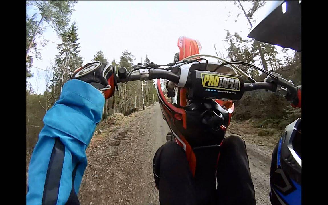 honda crf150r wheelies youtube