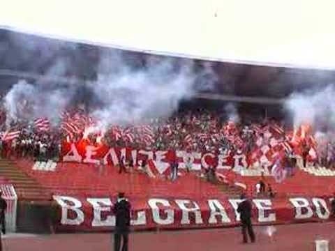 Crvena Zvezda - Smederevo (delije-caffe.net)