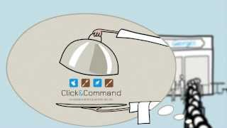 Click&Command - La restauration à portée de clic