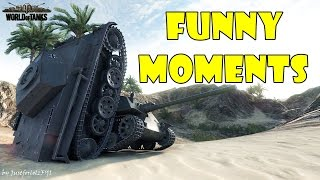 World of Tanks - Funny Moments | ARTY PARTY! #47