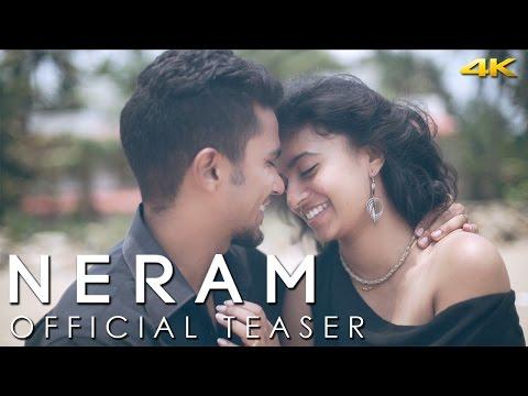 Neram - Official Teaser - 4K   Music Video   Shakti Sivamani