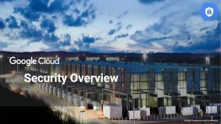 Network Security and Compliance Best Practices on Google Cloud Platform 1