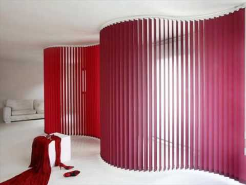 Bay Window Vertical Blinds Fitting UK