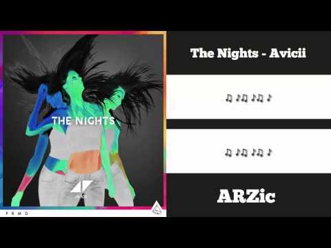Avicii  The Nights Lyrics مترجمة