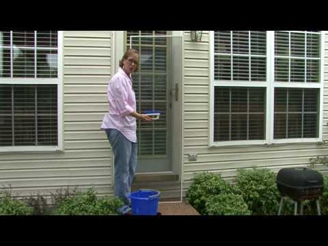 house window screens modern window general housekeeping how to clean window screens youtube