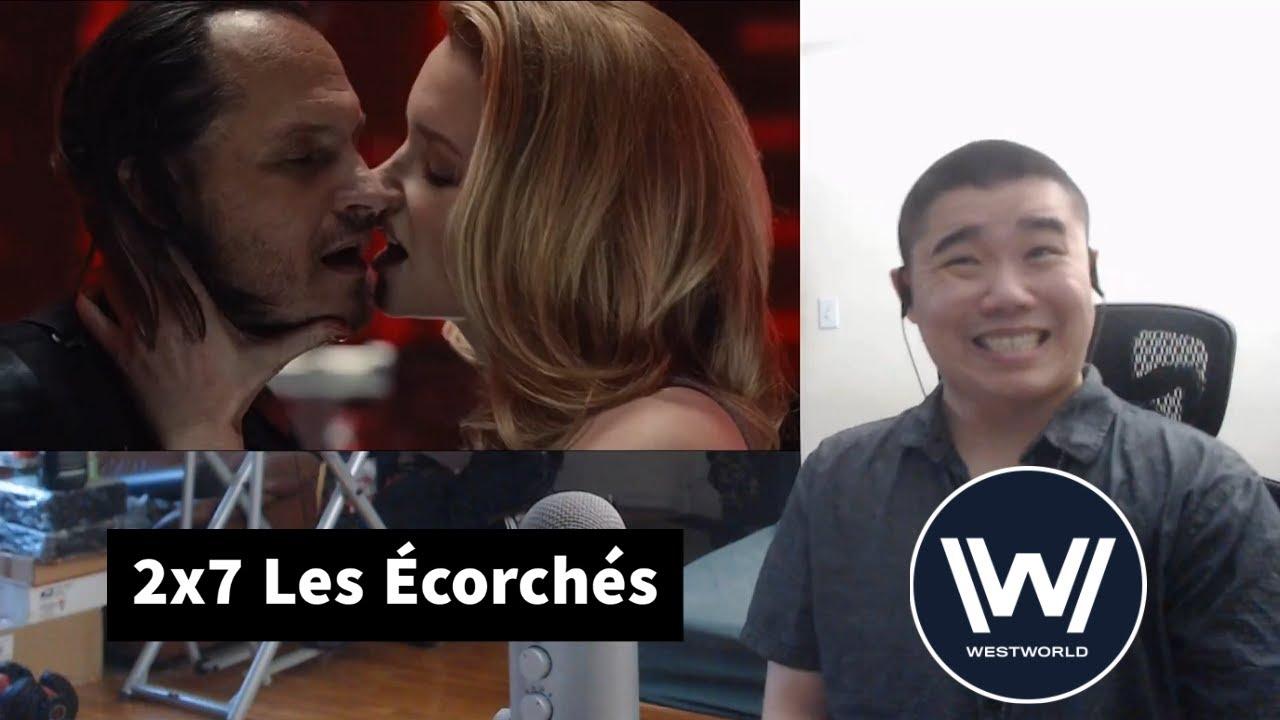 Download Westworld Season 2 Episode 7- Les Écorchés Reaction and Discussion!