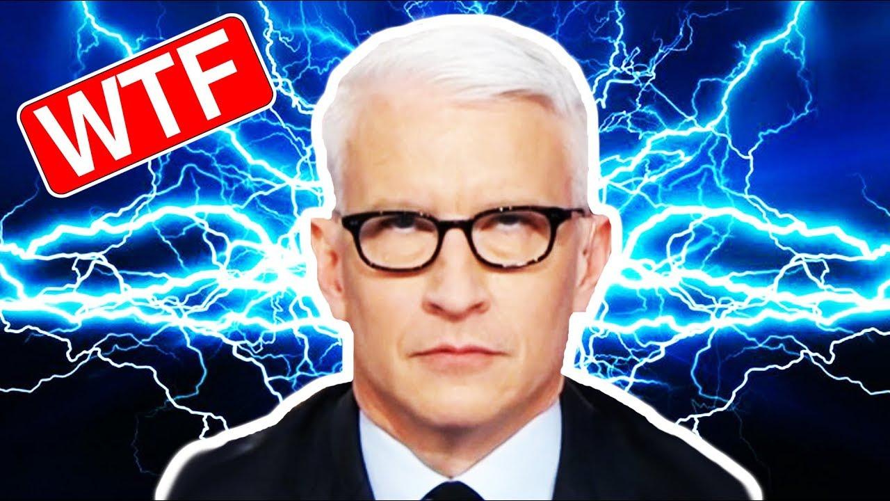 WTF: CNN's Cooper Calls Iowan Democrats White Trash