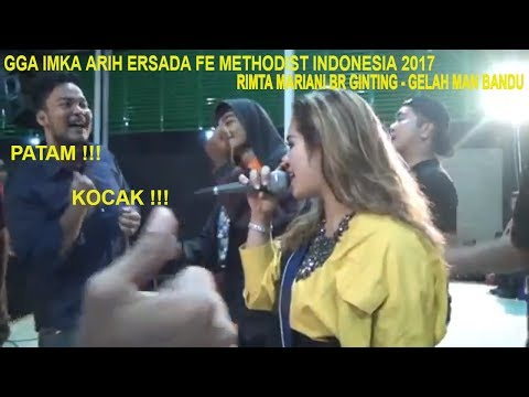 Rimta Mariani br Ginting - Gelah Man Bandu | GGA IMKA FE Methodist 2017
