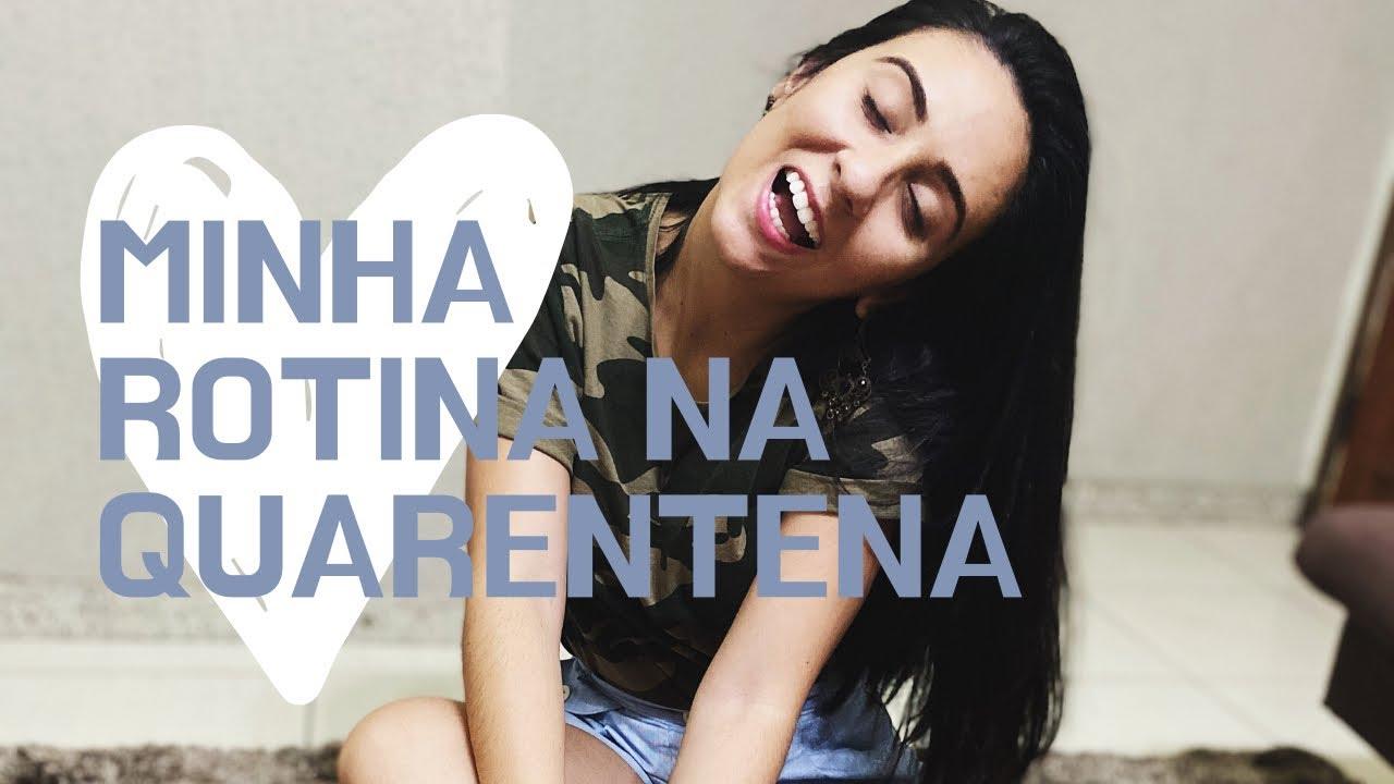 HOME OFFICE, FAXINA, TREINO | ROTINA NA QUARENTENA
