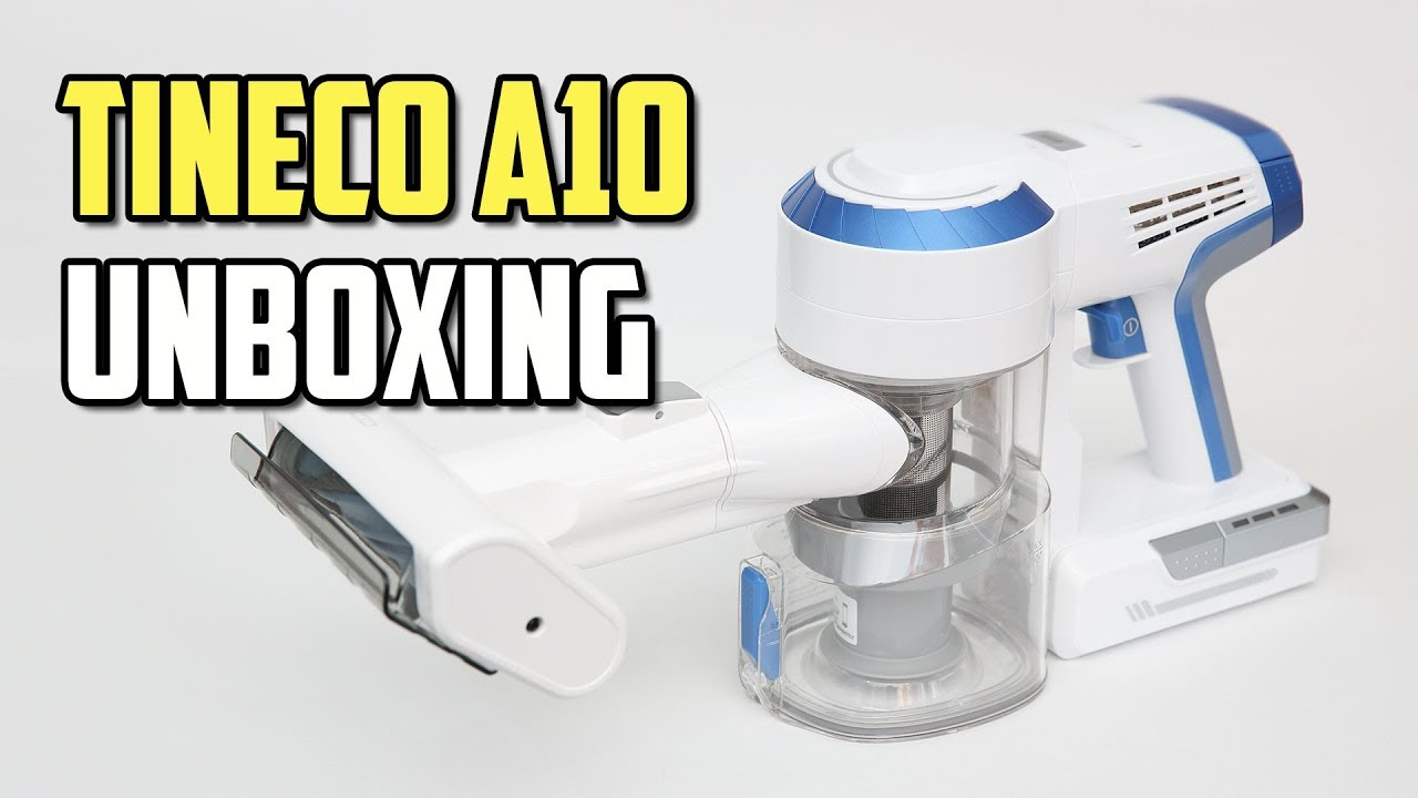 d78a8951401 Tineco A10 Hero Unboxing   Quick Review - A Dyson V8 in Budget ...
