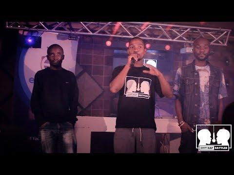 Freestyle Rap Battle Mwamafupa vs Tati Engineer  | Season 3 Ep. 2 | City Rap Battles (CRB) thumbnail