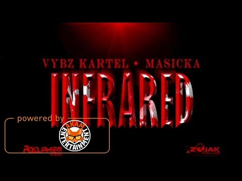 Vybz Kartel Ft. Masicka - Infrared (Preview) [Video]