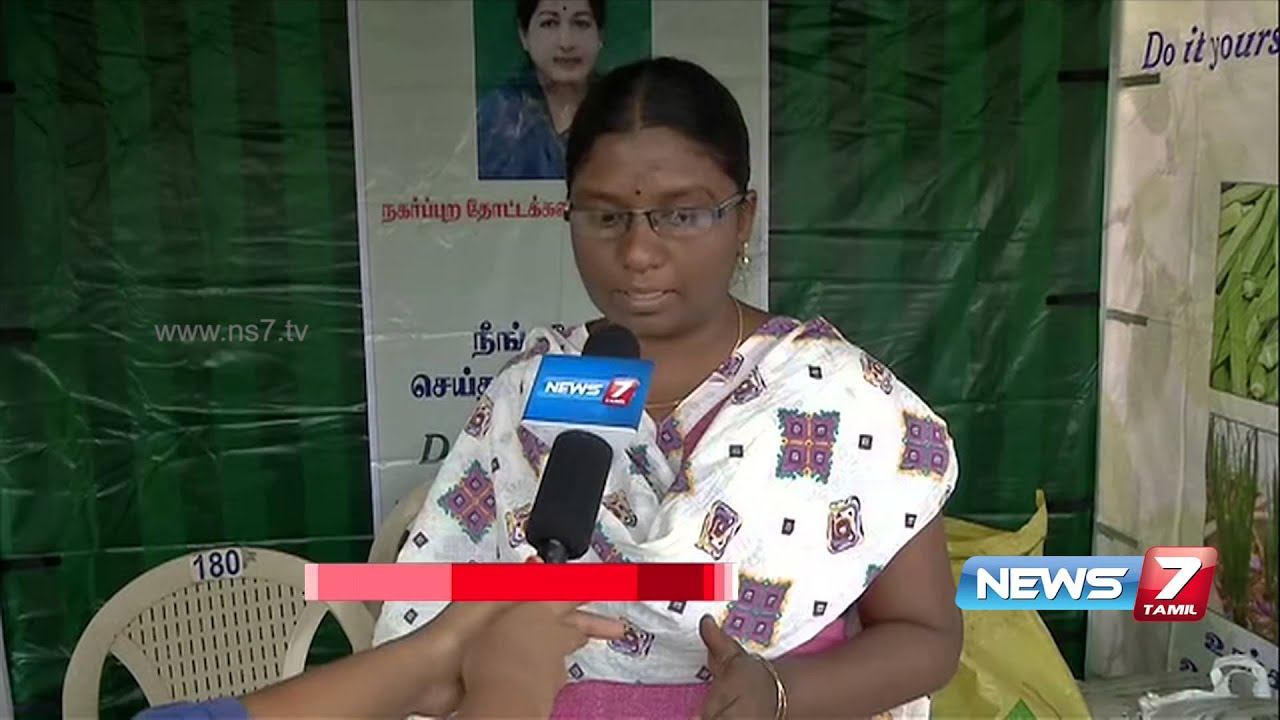Organic terrace gardening kit introduced by tn govt news7 tamil organic terrace gardening kit introduced by tn govt news7 tamil youtube solutioingenieria Gallery