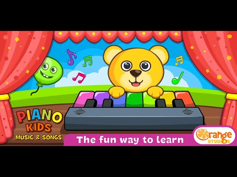Piano Kids - Music and Songs (Best Educational App for Kids)