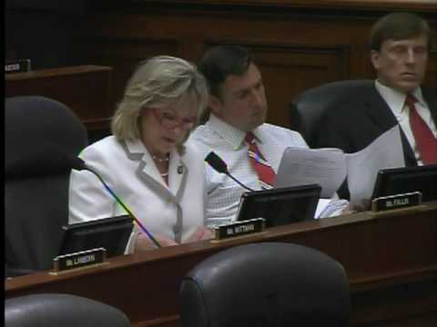 Fallin offers amendments to 2011 National Defense Authorization Act