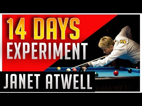 Pool Lessons -  Janet Atwell - Journey to Return to A Well-Deserved Glory