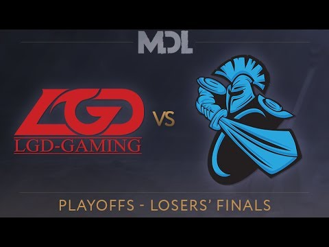 LGD vs Newbee - MDL 2017 Playoffs LBR4 - G3