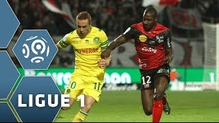EA Guingamp - FC Nantes (1-0) - 30/11/13 - (EAG - FCN) - Résumé
