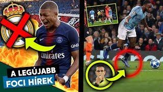 Ezért nem lett Mbappé a Real-é! Kassai miatt már idén jöhet a VAR a BL-ben!   Foci Hírek