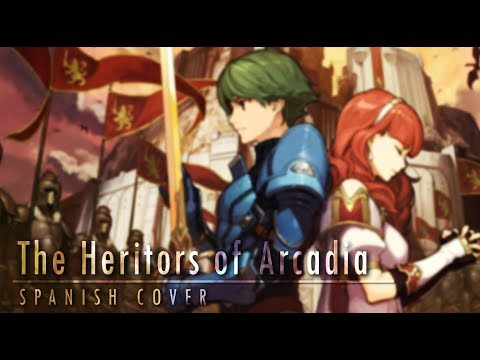 """The Heritors Of Arcadia"" [Fire Emblem Echoes] Cover Español【Lizko0】"