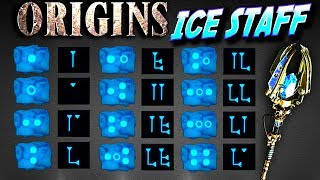 Ice Staff - ORIGINS Zombies - HOW TO BUILD AND UPGRADE TUTORIAL (Ull's Arrow) thumbnail