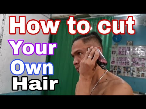how-to-fade-cut---(your-own-hair)- filipino-style