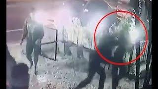 วงจรปิดจับภาพ 5 คนร้าย จ่อยิงคู่อริเสียชีวิตคาสถานบันเทิง ตร.เผยพอจะทราบตัวคนร้ายบางคนแล้ว