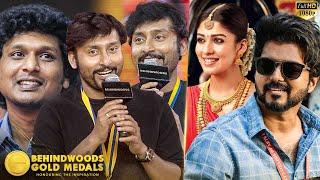 RJ Balaji breaks Master Update for Vijay Fans! Nayan வான்கோழி பிரியாணி சாப்பிடுரங்களா?? RJB Trolls!