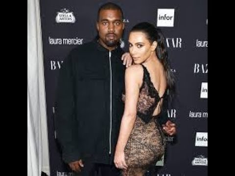 KIM KARDASHIAN AND KANYE  WEST kim kardashian