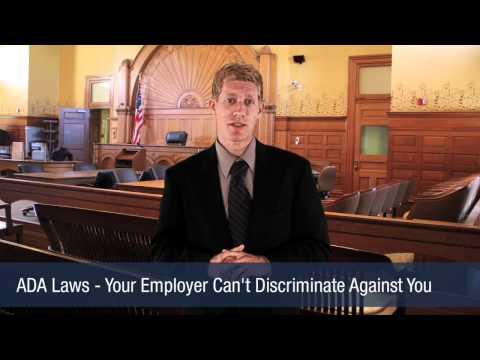 Orange County Age Discrimination Attorney - Workplace Discrimination Under The ADA