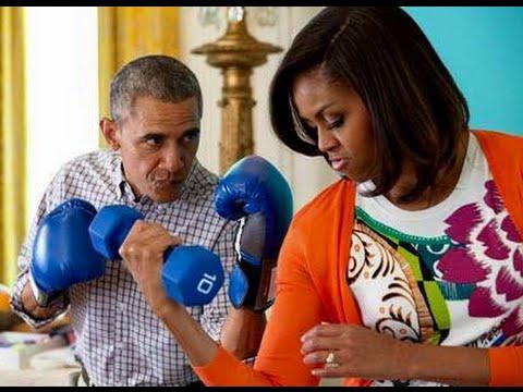 Lovely moments of PRESIDENT Barack Obama