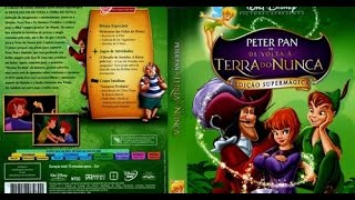 Peter Pan De Volta a Terra do Nunca - Dublado
