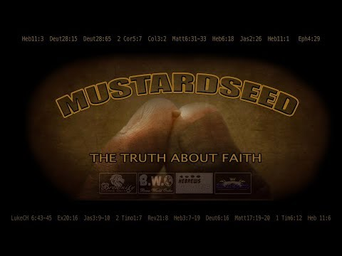 Brotha Bron7e - MUSTARD SEED [The Truth About Faith]