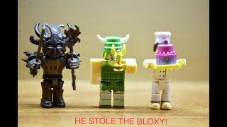 ER STAHL DIE BLOXY!   Eine Roblox Stopmotion Animation