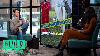 "Max Greenfield Discusses The CBS Series, ""The Neighborhood"""