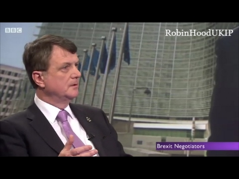 UKIP Gerard Batten discusses plan to leave the EU