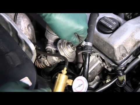2008 mb e320 egr valve removal pt 1 doovi for Mercedes benz egr valve replacement