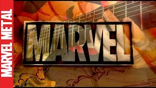 "Marvel Intro Logo Main Theme Song ""Marvel Studios Fanfare"" Music Soundtrack 