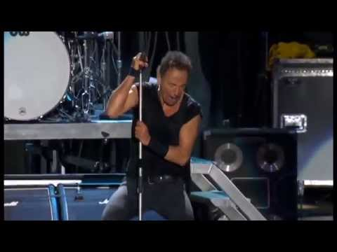 Tenth avenue freeze out -pro shot dallas - Bruce springsteen
