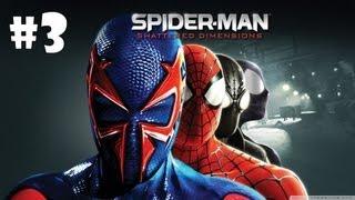 "Moldoveanu Joaca:Spider-Man: Shattered Dimensions #3 ""Hammerhead pe steroizi"""