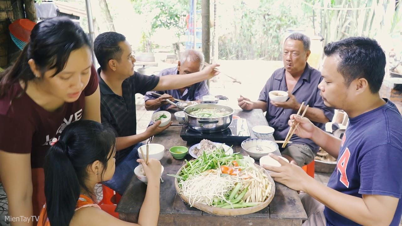 Lam Con Ca Bự Bự Rửa Cai Bếp Miền Tay Tv Youtube
