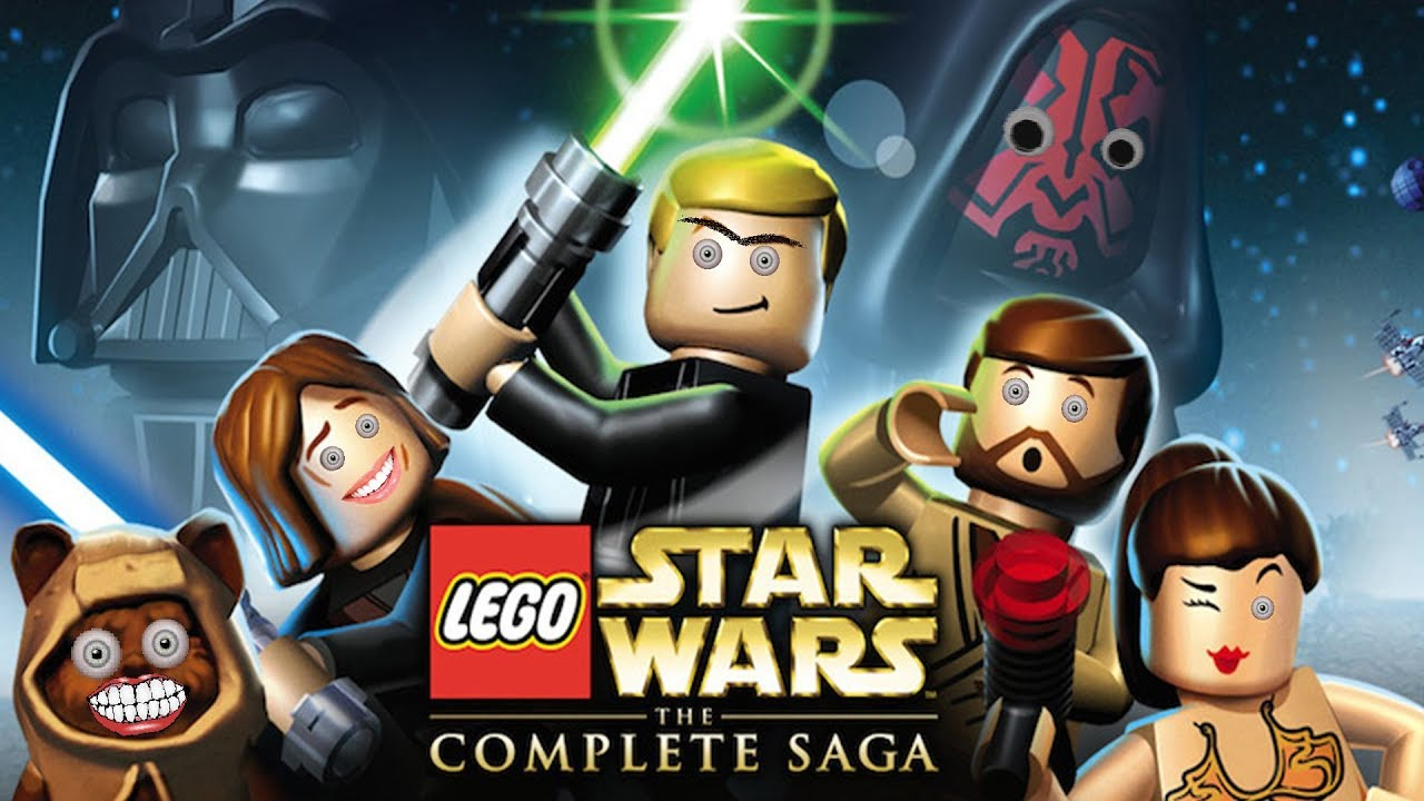 Lego Star Wars The Video Game In 2018 Youtube