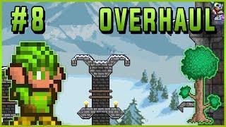 ŚNIEŻYCA W LOCHACH - Terraria: Overhaul #8